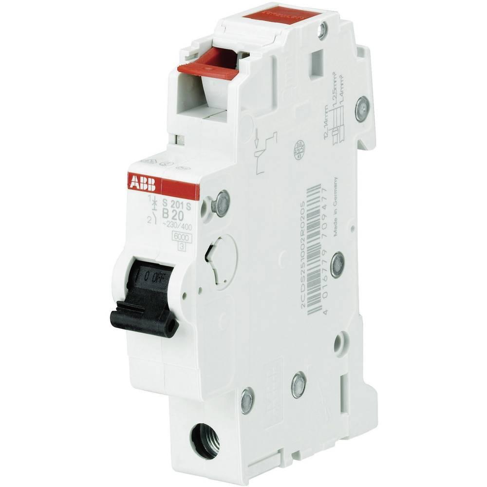 Instalacijski prekidač 1-polni 6 A ABB 2CDS251002R0064