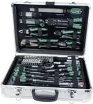 Tool set in aluminum case 108 pcs.