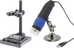 Conrad Set digitalne mikroskopske kamere USB 9.0 mio. piksela + postolje za mikroskopske k