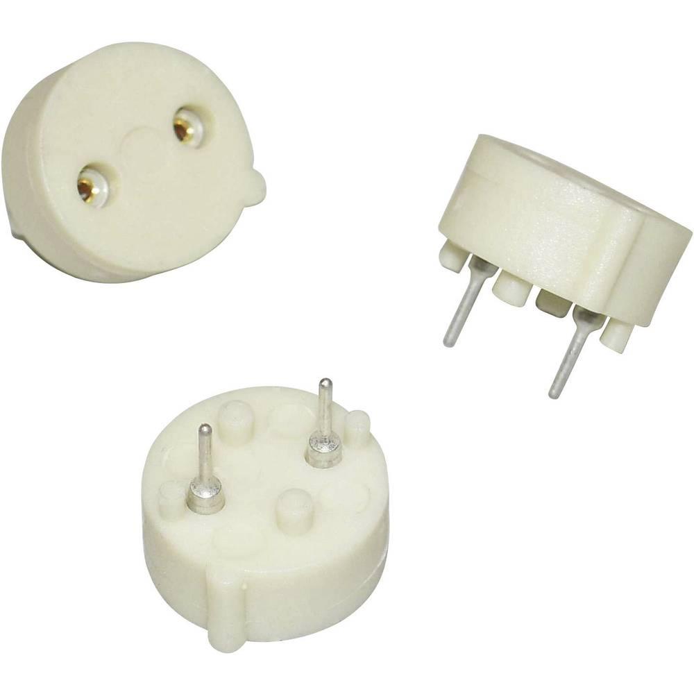 Sikringsholder ESKA KM-381/2-4,3/N Passer til Mikrosikring 6.3 A 250 V/AC 1 stk