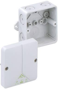 Forbindelsesdåse (L x B x H) 80 x 80 x 52 mm Spelsberg Abox 025 AB-L Grå IP65