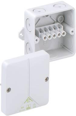 Forbindelsesdåse (L x B x H) 80 x 80 x 52 mm Spelsberg Abox 025 AB 2,5 Grå IP65