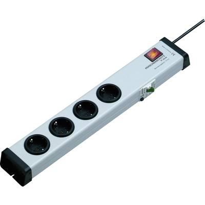 Ehmann 0220×00042301 Socket strip (+ switch) 4x Grey PG connector 1 pc(s)