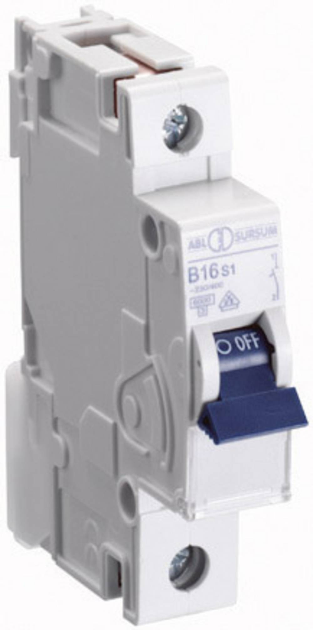 Instalacijski prekidač 1-polni 10 A ABL Sursum 5002