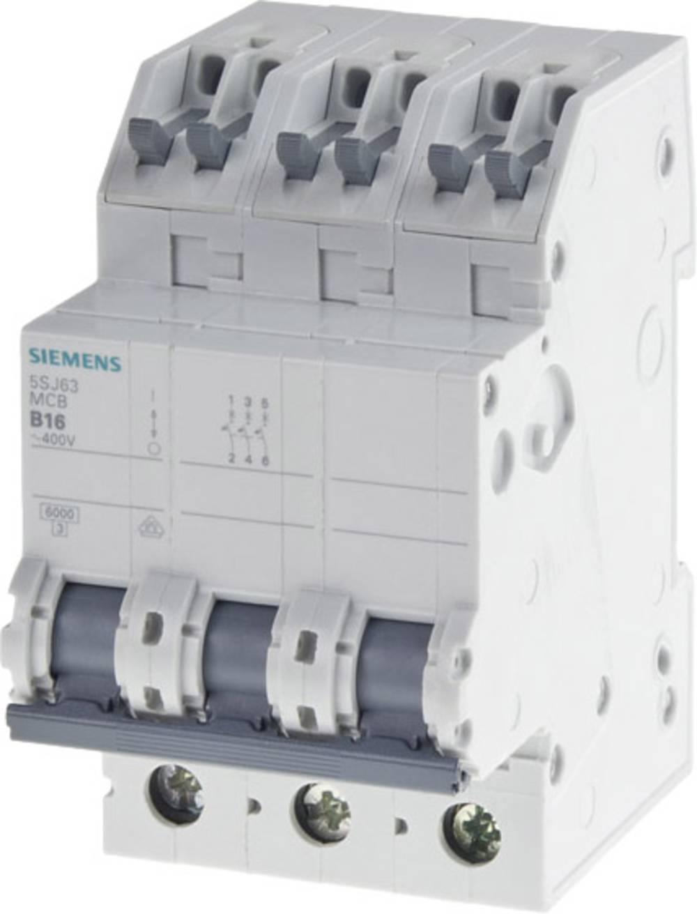 Instalacijski prekidač 3-polni 13 A Siemens 5SJ63136KS
