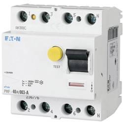 FI-sikkerhedsafbryder 4-polet 63 A 0.03 A 400 V Eaton 236780