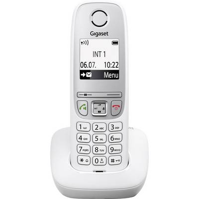 Image of Gigaset A415 DECT, GAP Cordless analogue Hands-free White