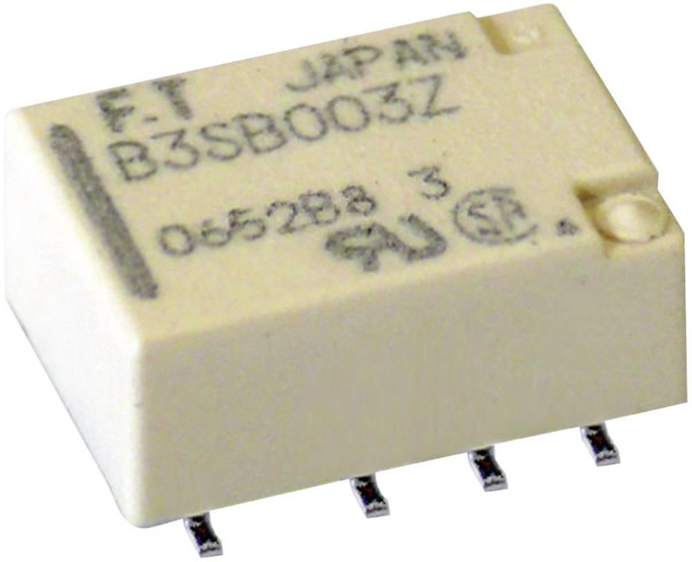 Printrelæ 4.5 V/DC 2 A 2 x sluttekontakt Fujitsu FTR-B3SA4.5Z 1 stk