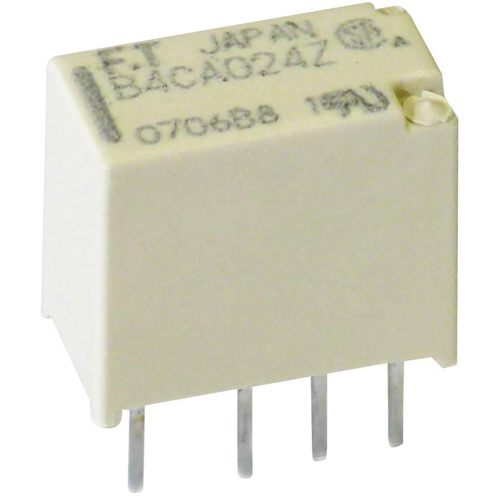 Signalni rele FTR-B4, THT Takamisawa FTR-B4CA012Z 12 V/DC 2 preklopnik maks. 2 A maks. 220 V/DC/ 250 V/AC maks. 62.5 VA/ 30 W