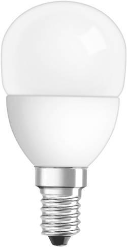 LED Klotform E14 OSRAM dimbar 4 W 250 lm A+ Varmvit 1 st