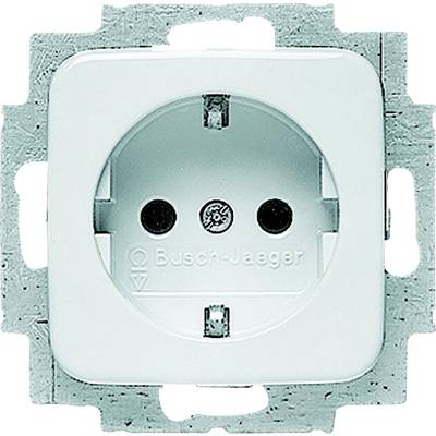 Image of Busch-Jaeger Insert PG socket Reflex SI, Reflex SI Linear Alpine white