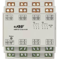 HomeMatic 92011 RS485 I/O vhodno-izhodni modul za DIN-letev, 12 vhodov, 14 izhodov