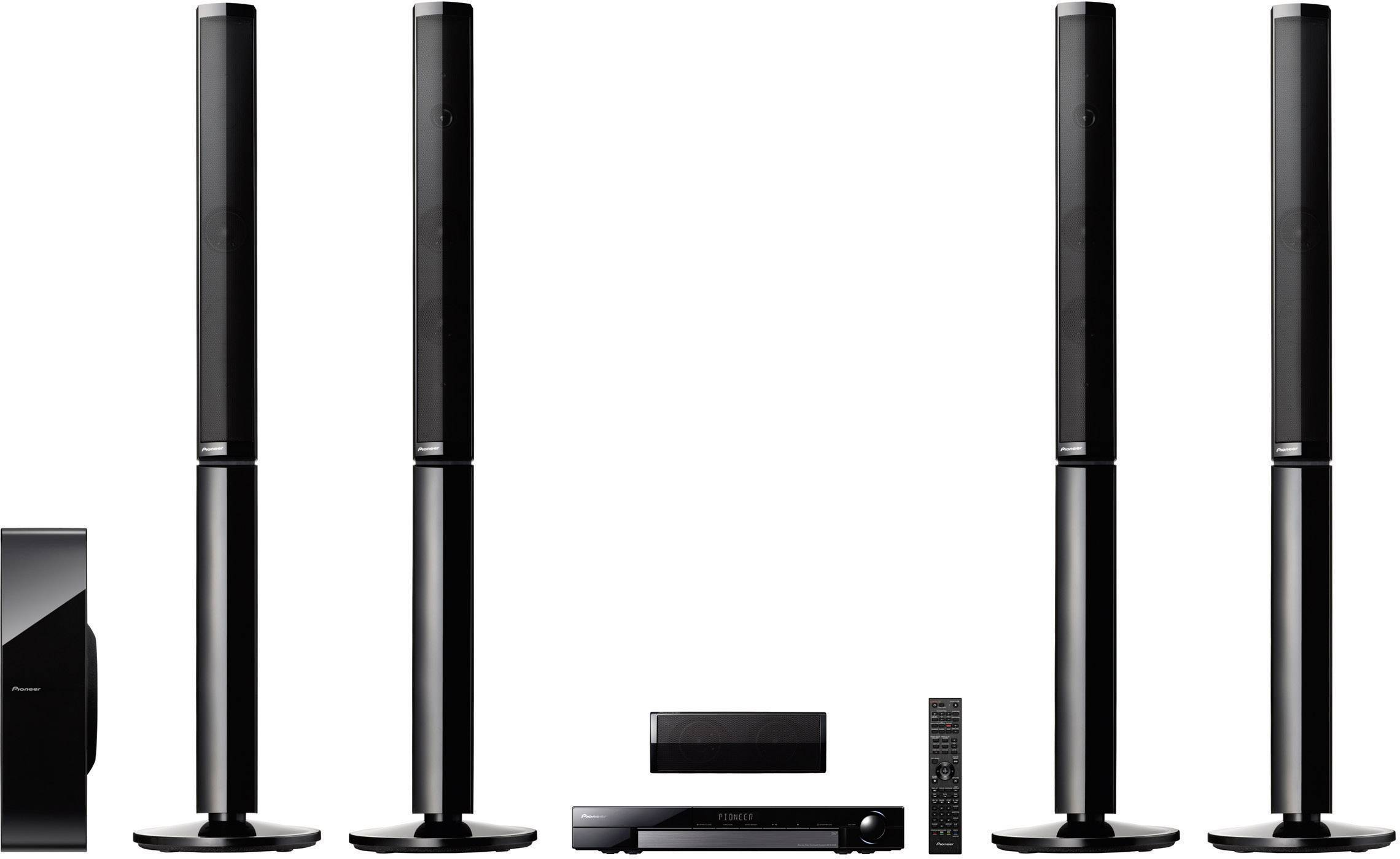 Pioneer MCS-838 Audio System XP