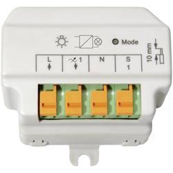 HomeMatic 91816 brezžični vmesni zatemnilnik s fazno kontrolo, 1-kanalni, podometni 180 VA