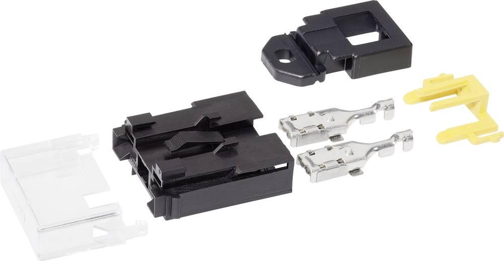 Sikringsholder til maxi-fladsikringer SH9