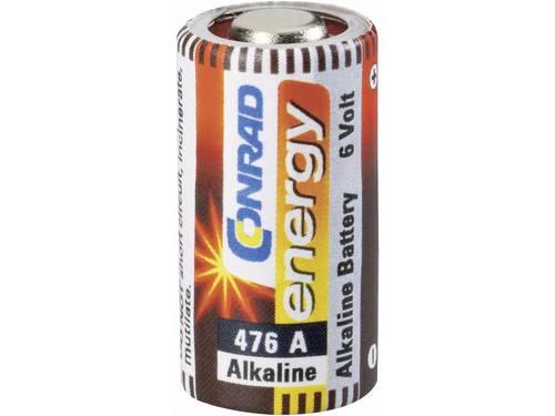 Conrad energy 476 A Speciale batterij 476A Alkaline 6 V 145 mAh 1 stuks