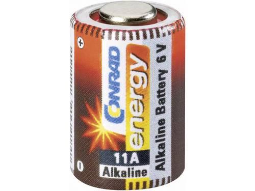 Conrad energy 11 A Speciale batterij 11A Alkaline 6 V 57 mAh 1 stuks