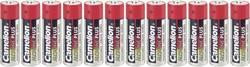 Camelion alkaliska R6-batterier, 12-pack 1.5 V R6;