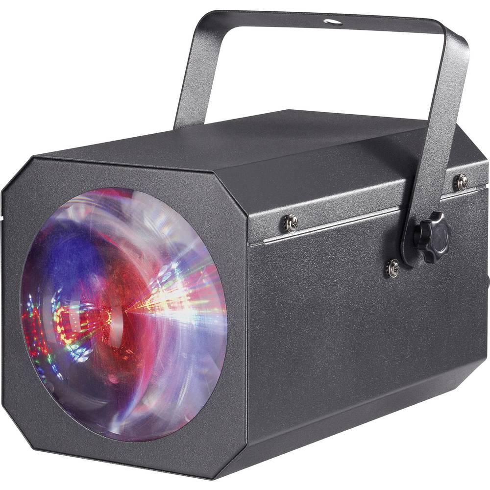 DMX LED-Effektstrålkastare Mc Crypt DL-1114S Antal LED:64 x