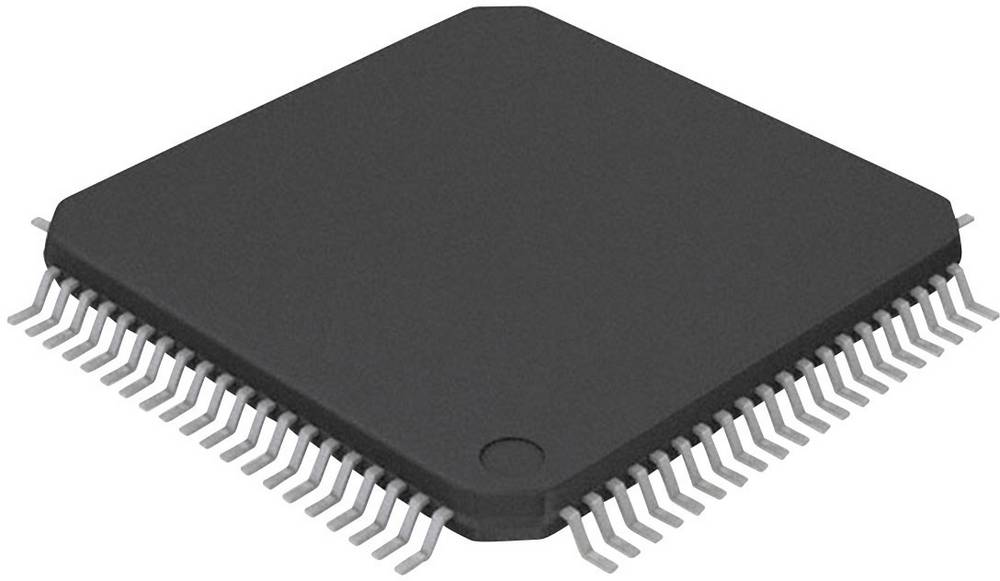 PMIC - strømstyring - specialiseret Texas Instruments UCD9248PFC 55 mA TQFP-80 (12x12)