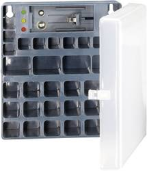 Batteribox Conrad energy Box 36 R03 (AAA), R6 (AA), 9 V blockbatteri