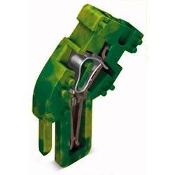 Enkelt klemme 5 mm Trækfjeder Belægning: Terre Grøn-gul WAGO 769-515/000-016 250 stk