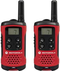 PMR-handradio Motorola TLKR T40 Set 2 st