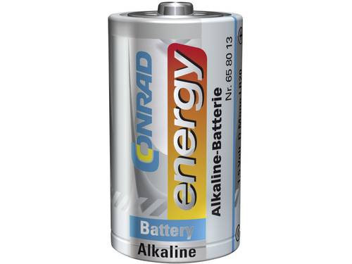 D batterij (mono) Conrad energy LR20 Alkaline 1.5 V 1 stuks