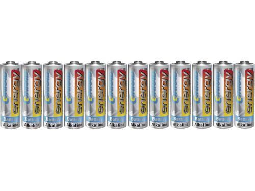 AA batterij (penlite) Conrad energy LR06 Alkaline 1.5 V 12 stuks