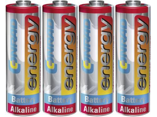 AA batterij (penlite) Conrad energy Extreme Power LR06 Alkaline 1.5 V 4 stuks