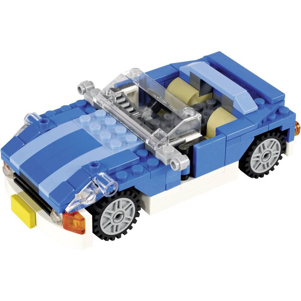 LEGO CREATOR 6913 BLAUES CABRIOLET From Conrad.com