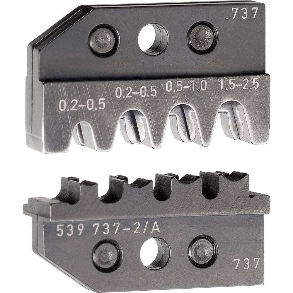 Matrica za Ročne klešče 0539635-1 J-P-T TE Connectivity vsebina: 1 kos