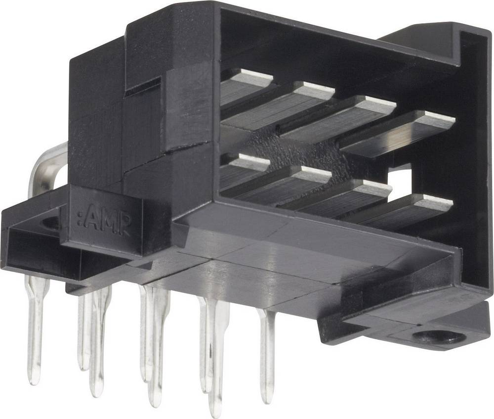 Ohišje za konektorje-platina TE Connectivity 828801-6 : 5.60 mm 1 kos