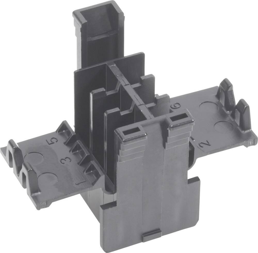 Tilslutningskabinet-kabel J-P-T Samlet antal poler 6 TE Connectivity 929504-2 Rastermål: 5 mm 1 stk