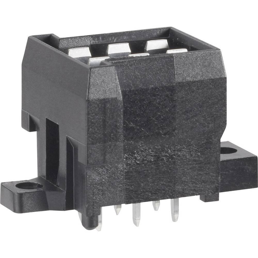 Ohišje za konektorje-platina TE Connectivity 963357-4 : 5.60 mm 1 kos
