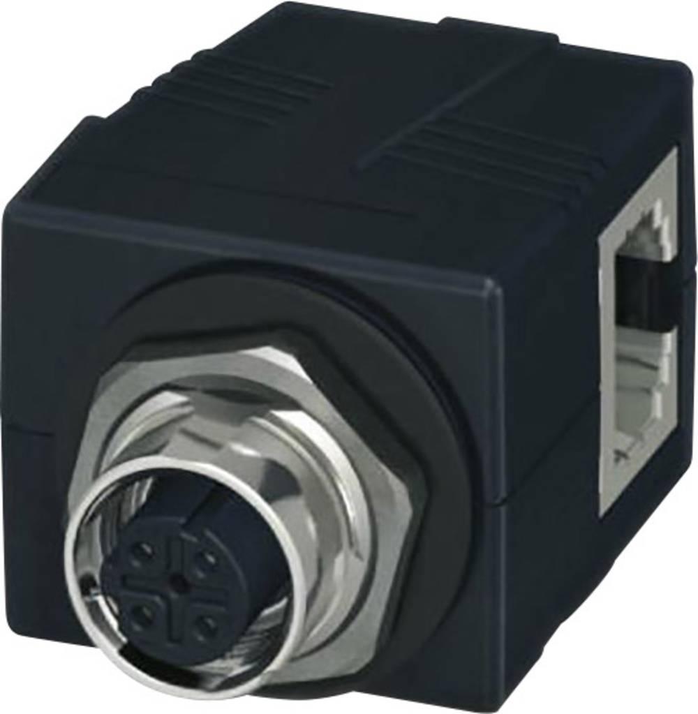 Sensor-, aktuator-stik, Phoenix Contact CUC-BH-M12D1PBK-A/R4BE 1 stk