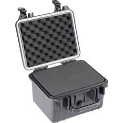 Universal Værktøjskuffert uden udstyr Basetech 658800 (L x B x H) 245 x 260 x 175 mm