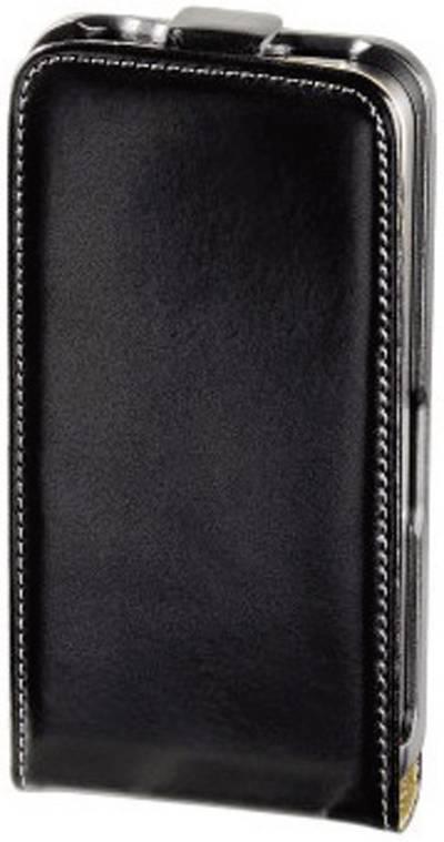 """Image of Hama """"Frame"""" Apple iPhone 4/4S Flap Case (Black)"""