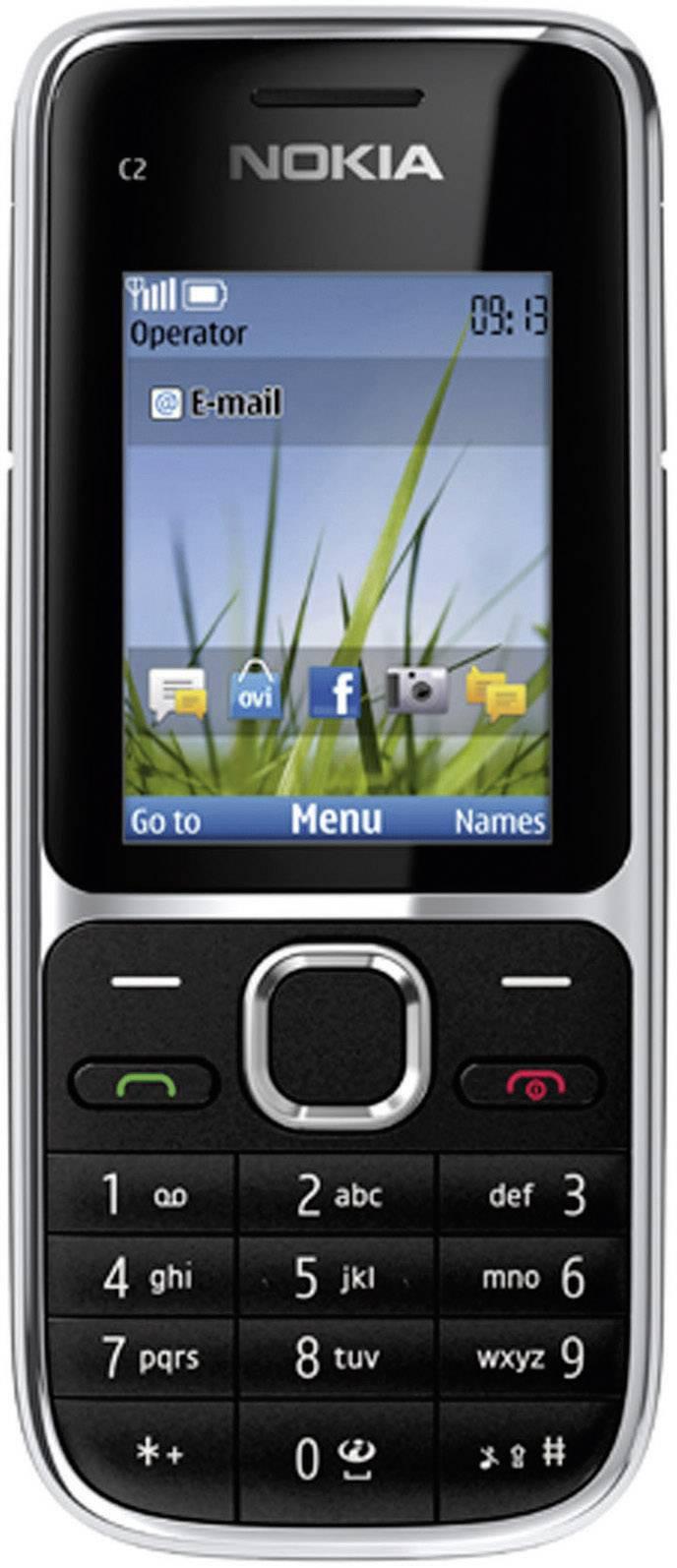 nokia c2 01 sim free mobile phone from conrad com rh conrad com nokia c2-01 manual internet settings nokia c2 01 manual pdf