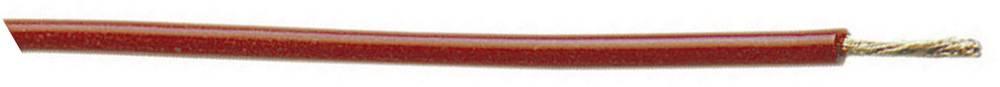 Finožični vodič SILI-1V 1 x 1 mm plave boje MultiContact 61.7607-10023 metarski