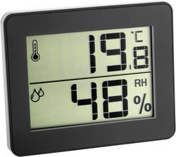 Termo-/Hygrometer TFA 30.5027.01 Svart