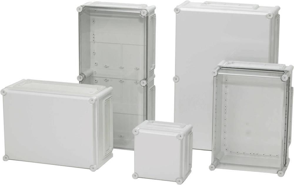 Installationskabinet Fibox PC 2828 13 G-2FSH 280 x 280 x 130 Polycarbonat 1 stk