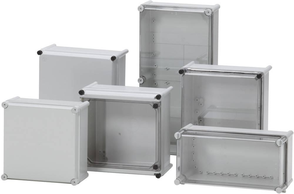 Installationskabinet Fibox PC 1919 18 T-2FSH 190 x 190 x 180 Polycarbonat 1 stk
