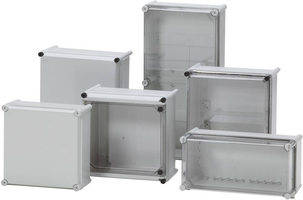 Installationskabinet Fibox PC 3819 18 T-2FSH 380 x 190 x 180 Polycarbonat 1 stk