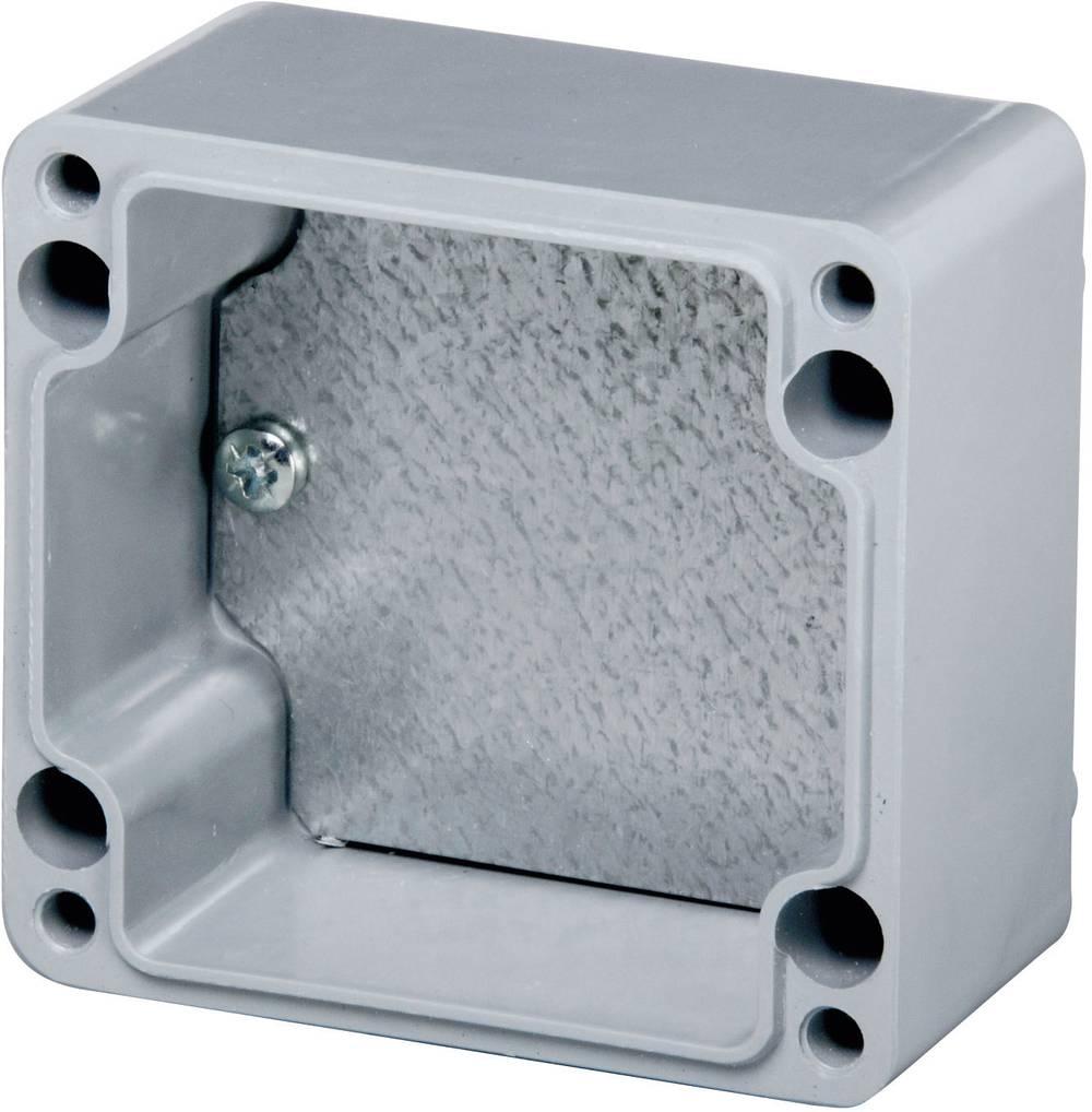 Monteringsplade Fibox EURONORD TM 1534 (L x B) 303 mm x 136 mm Stålplade 1 stk