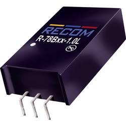 DC/DC-omformer, print RECOM R-78B3.3-1.0L 32 V/DC 3.3 V/DC 1 A 3.3 W