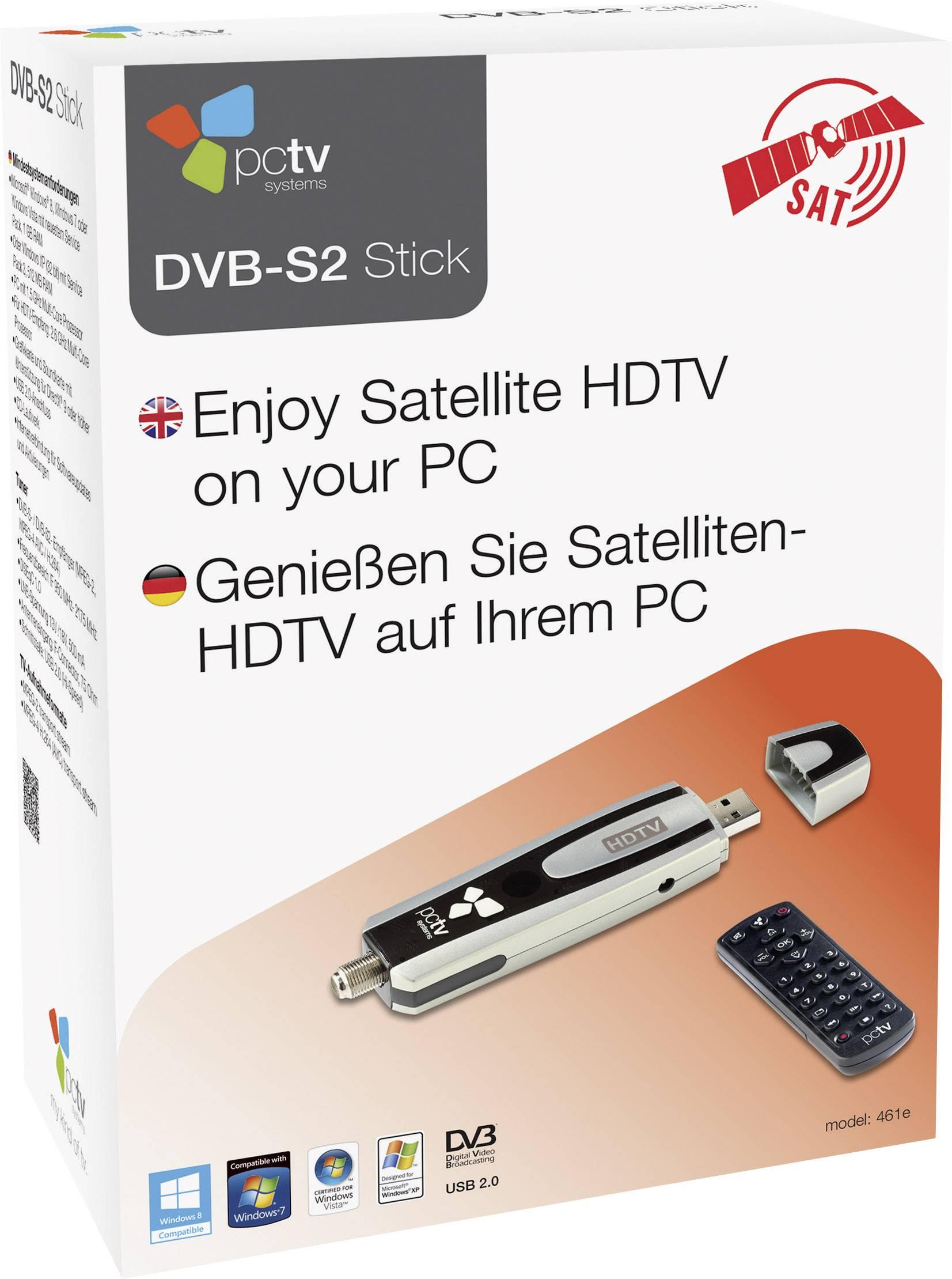 PCTV Systems 300i TV Tuner Windows 7 64-BIT