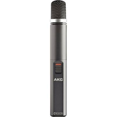 AKG C1000SMKIV Handheld Speech microphone Transfer type:Corded incl. pop filter, incl. clip