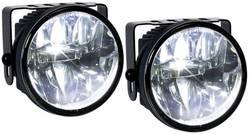 LED svjetlo za maglu Devil Eyes, 2 v 1, 2 LED, (O x D) 77 mmx 65 mm 610767