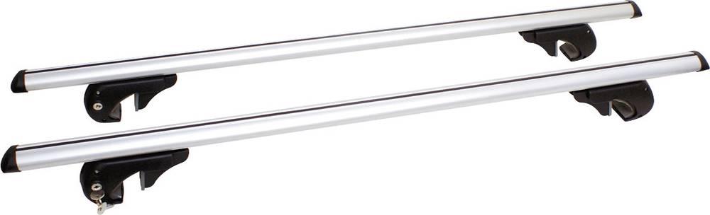 Gelænderbærer Eufab Snepp Alu (L x B x H) 1190 x 27 x 64 mm